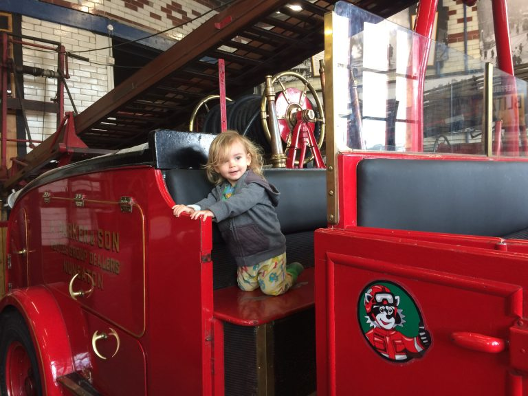 national emergency services museum, Sheffield Cold Or Raining? 50 ideas for warm things to do in & around Sheffield and Yorkshire