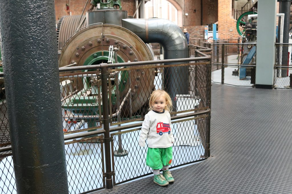 Museum of Science and Industry in Manchester