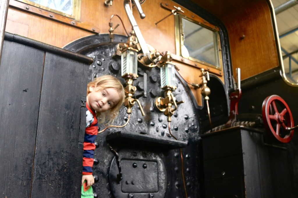 National Railway Museum, Yorkshire review Top Tips for making the most out of your visit to National Railway Museum, York  How To Make Trains Journeys With Toddlers Easy (& Enjoyable!)