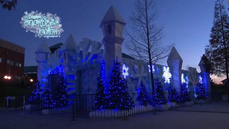 11 Best Santa's Grottos in and around Sheffield 2017