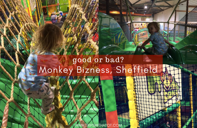 Good or bad? Monkey Bizness Indoor Play Centre, Sheffield