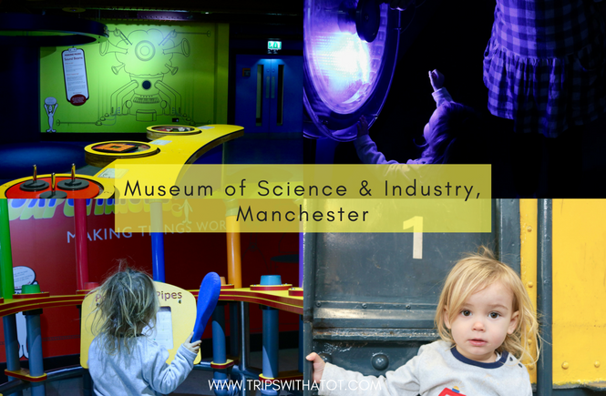 Museum of Science and Industry in Manchester Top 12 Yorkshire Toddler Friendly Museums