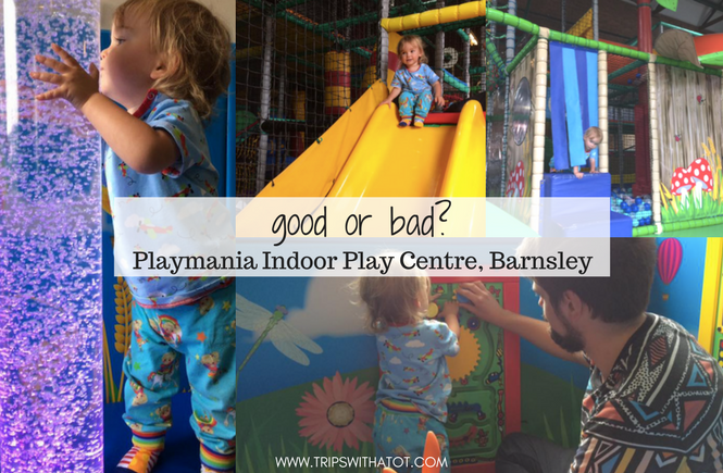 Good or Bad? Playmania Indoor Play Centre, Barnsley