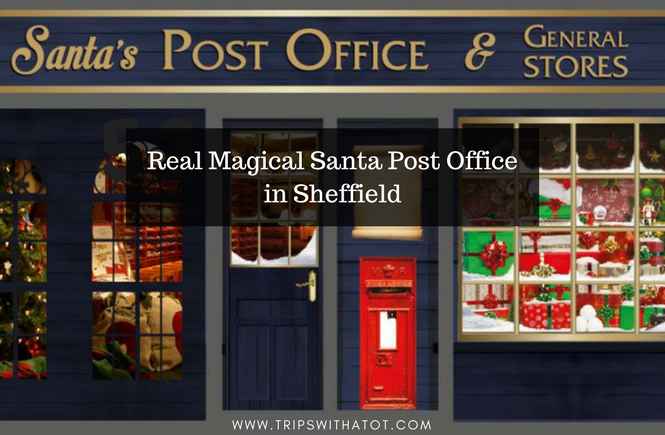 Santa's Post Office Sheffield Chapel Walk