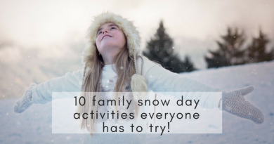 10 family snow day activities everyone has to try!