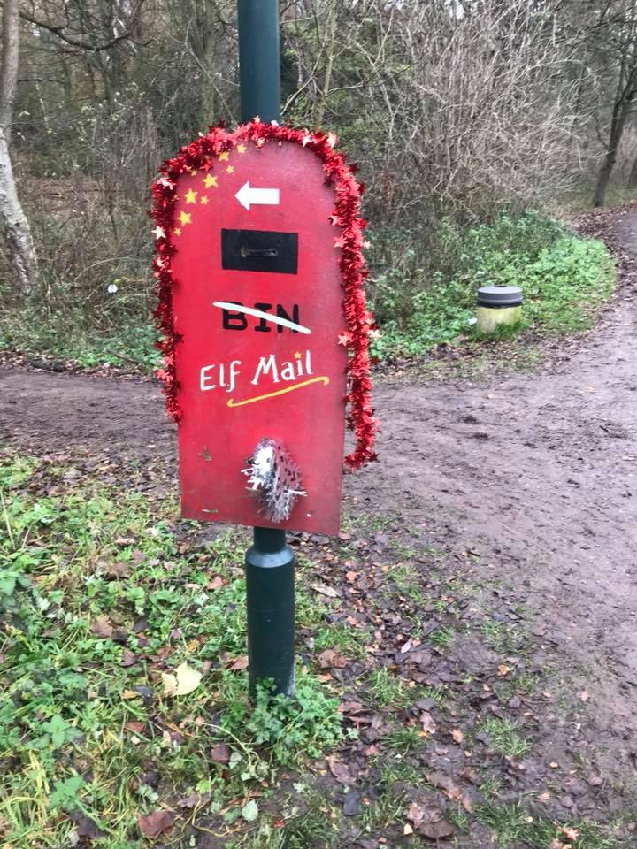 Rufford Abbey's Christmas Trail family day out review
