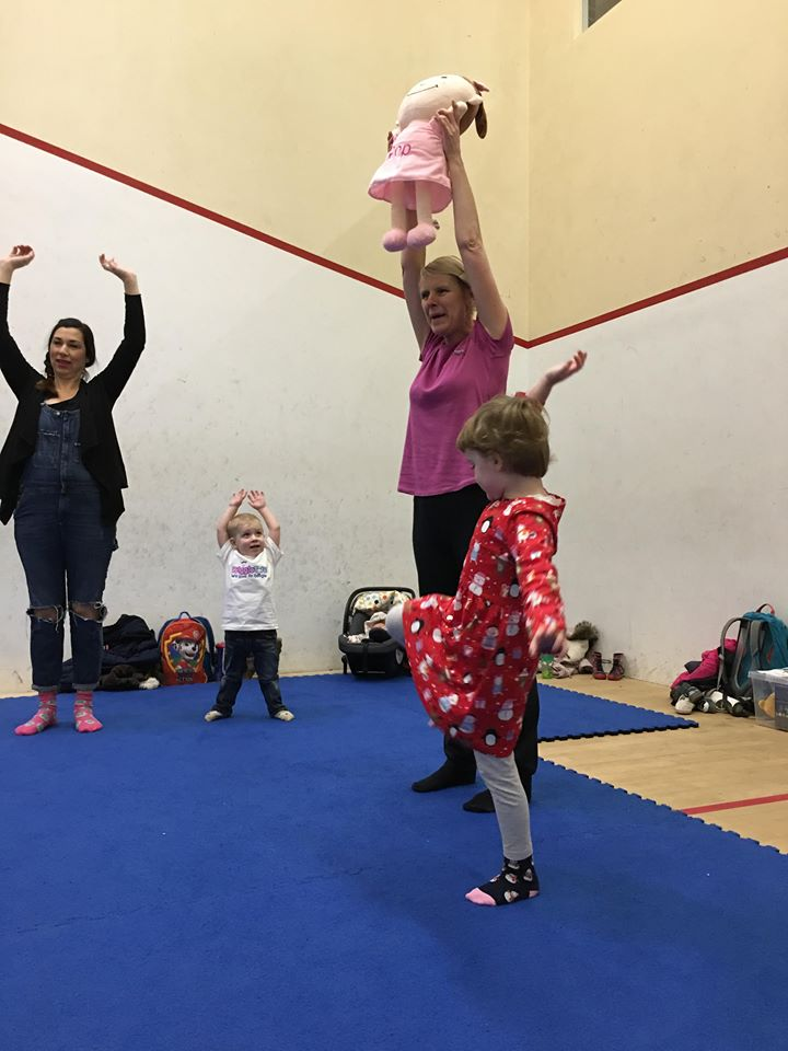 Sheffield WiggleTots toddler dance class guest review
