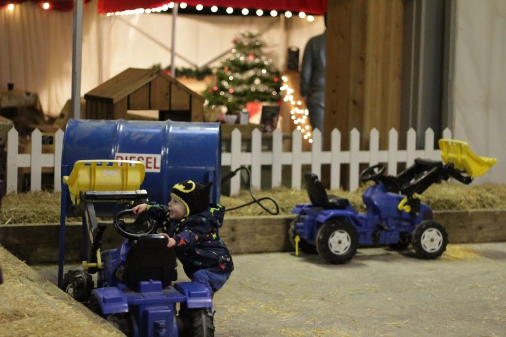 Christmas at Piglets Adventure Farm York review