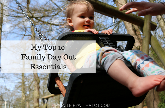 Top 10 Essentials For A Family Day Out What To Pack