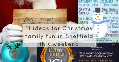 Top 11 Christmas things to do this weekend in and around Sheffield