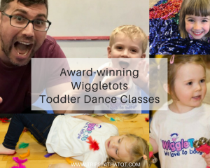 Wiggletots Award Winning Toddler Dance Classes in Sheffield