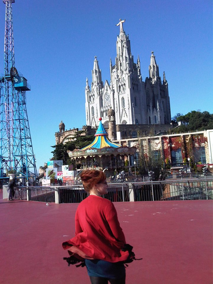 4 Reasons Why Barcelona Is A Fantastic Family Holiday Destination Mount Tibidabo