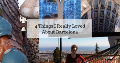 4 Reasons Why Barcelona Is A Fantastic Family Holiday Destination