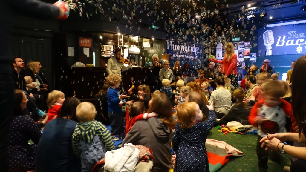 Concerteenies review: Baby Music Concerts in Sheffield