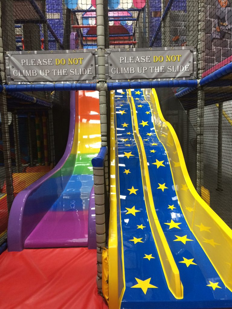 Medieval Mayhem Soft Play Centre, Sheffield
