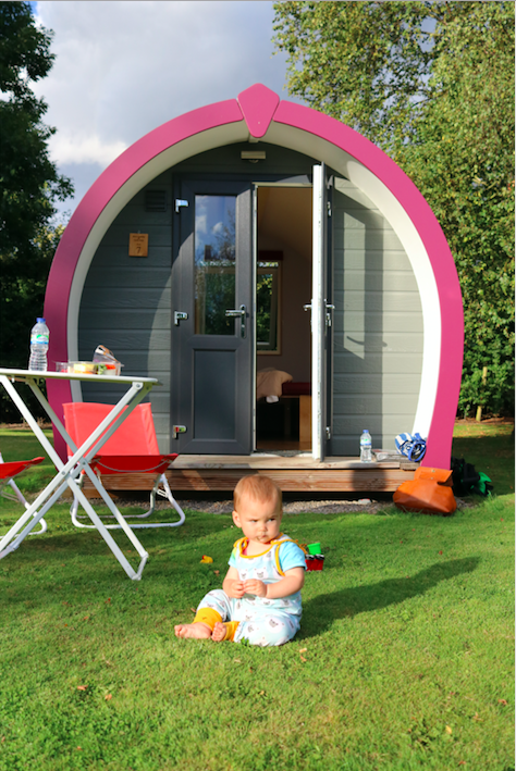 York Holiday & Cycle Stop Glamping site Family Glamping Trip: 3 Reasons Why You Have To Try It This Year! York Holiday & Cycle Stop