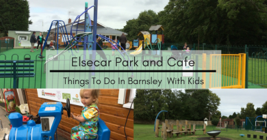 Things To Do In Barnsley With Kids: Elsecar Park and Cafe