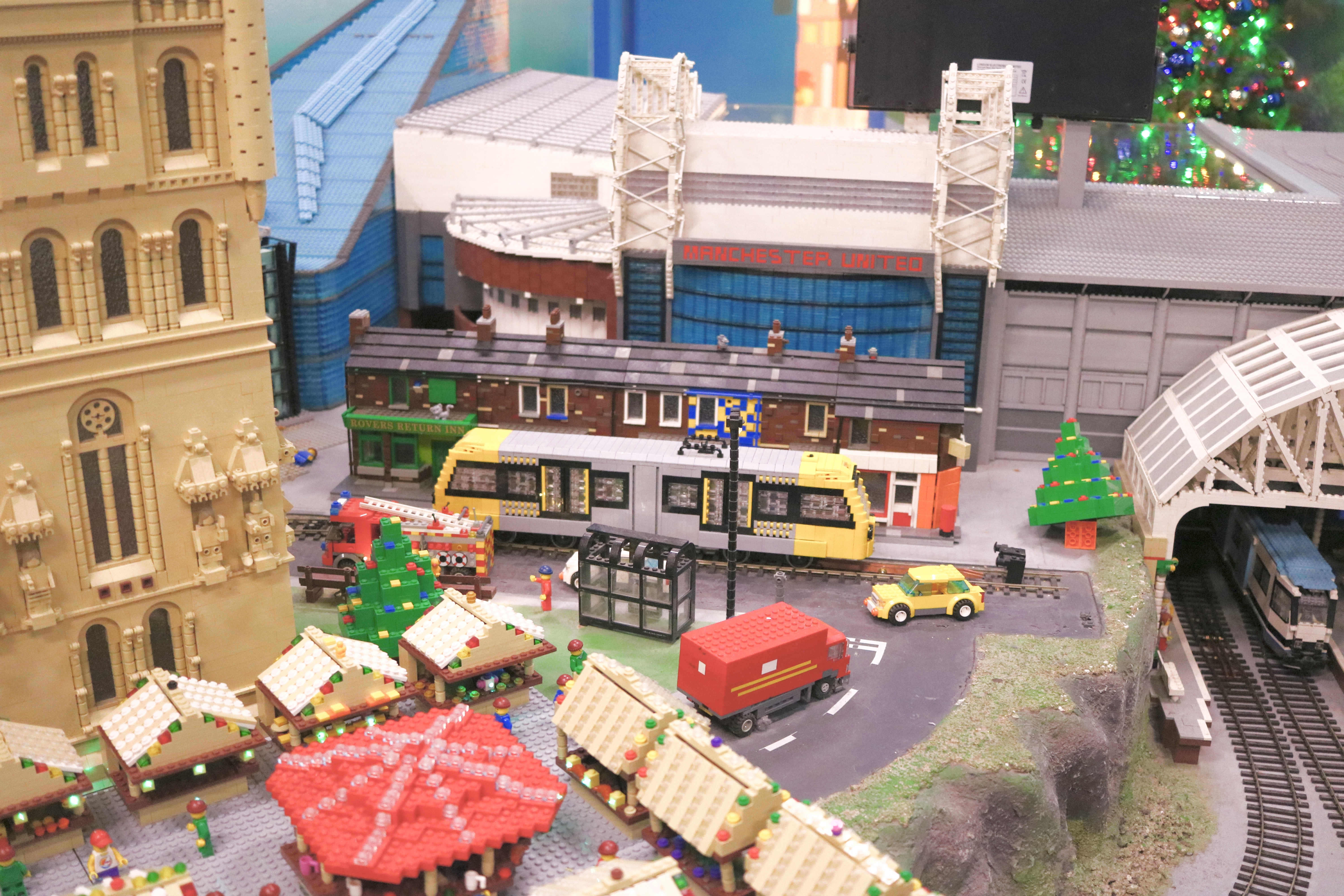 Legoland discovery centre in Manchester - Trips with a tot ...