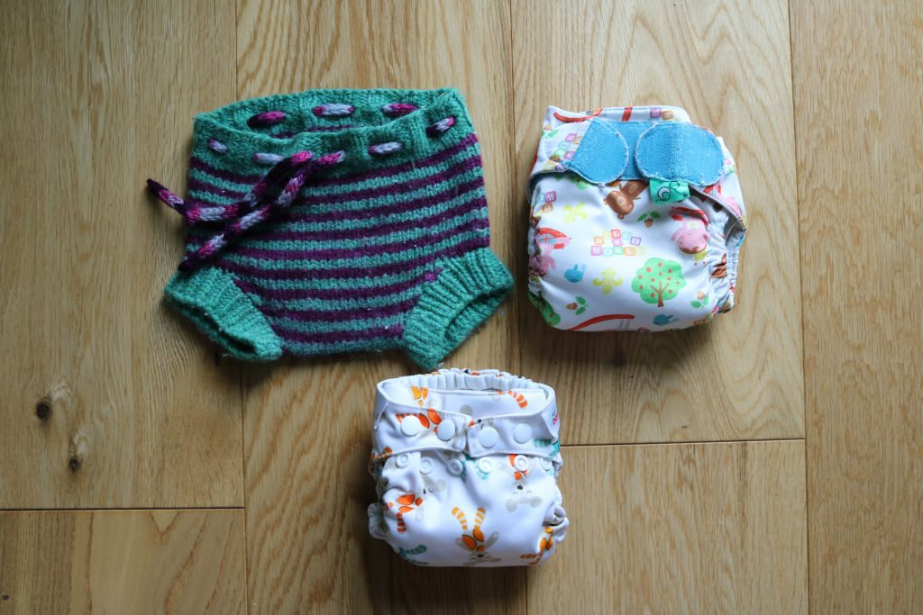 A complete guide & video tutorial for cloth and reusable nappies UK