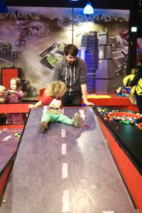 Legoland discovery centre in Manchester