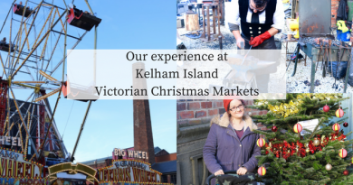What is Kelham Island Victorian Christmas Fair like? Review