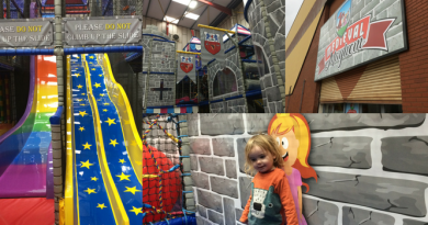 Medieval Mayhem Soft Play Centre, Sheffield WIN Free Unlimited Summer Play Pass for Medieval Mayhem