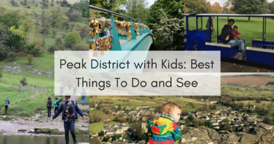 Best Things To Do and See in the Peak District with Kids