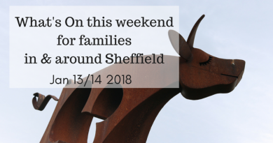 What's on this weekend for kids in and around Sheffield, January 13/14th 2018