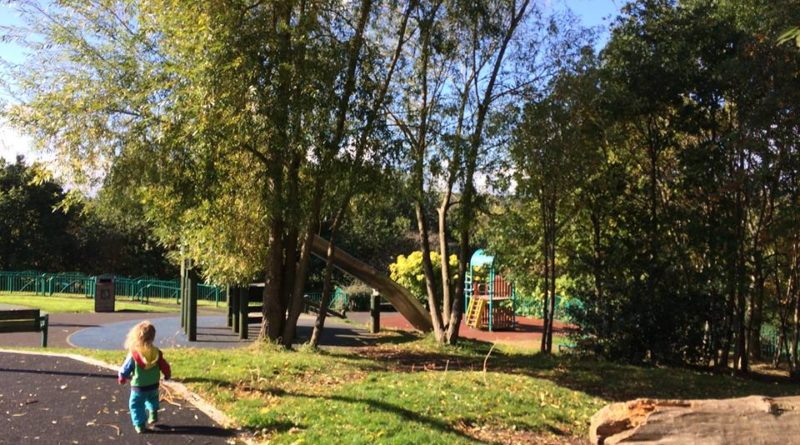 heeley people's park and playground in sheffield