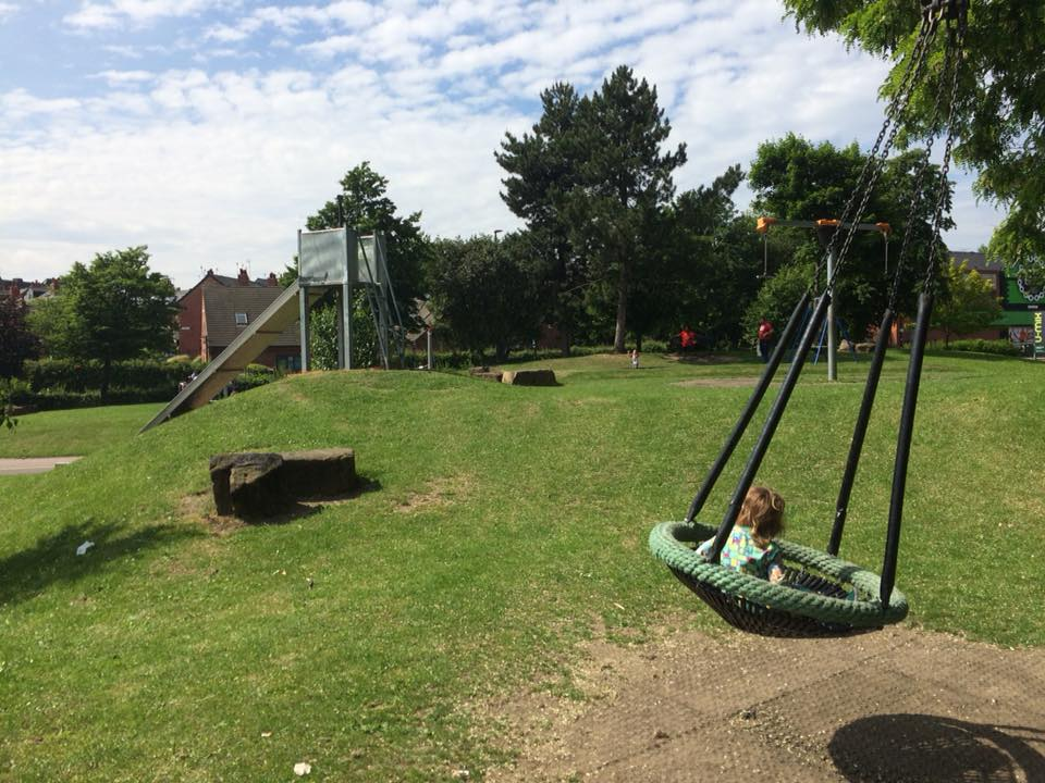 Bramall Lane playground