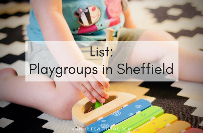 playgroups in sheffield