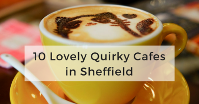 quirky cafes in Sheffield