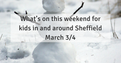 What's on this weekend for kids in and around Sheffield March 3/4