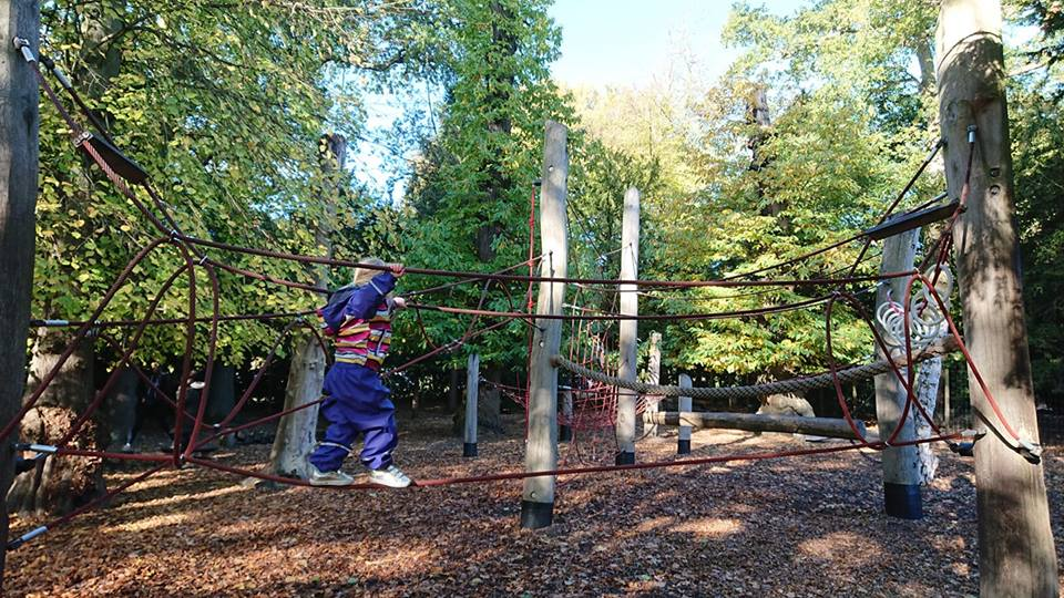 10 Amazing Adventure Playgrounds in and near Sheffield