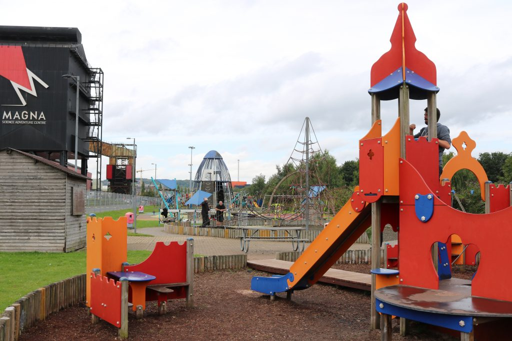 Magna Adventure Science Centre 10 Amazing Adventure Playgrounds in and near Sheffield