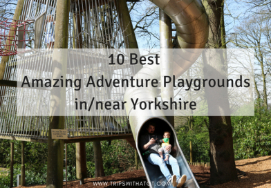 10 Best Amazing Adventure Playgrounds in & near Yorkshire