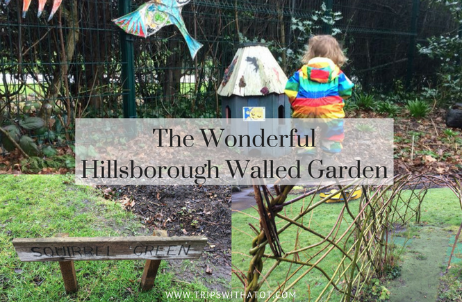The Wonderful Hillsborough Walled Garden, Sheffield