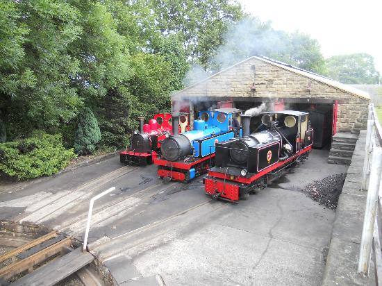 kirklee's light railway What's on this weekend for kids in Sheffield March 10/11