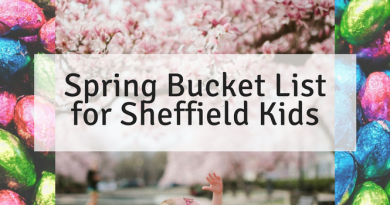 23 Wonderful Things To Do with Kids For Spring and Easter in Sheffield