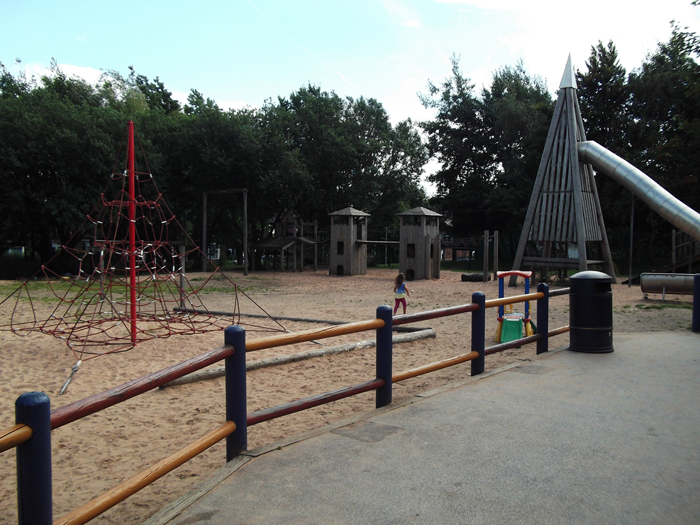 highfield adventure playground Sheffield