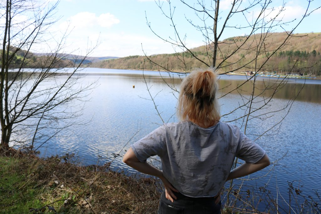 Walking at Damflask Reservoir, Sheffield May Bank Holiday for Sheffield Kids: Out & About Weekend Roundup