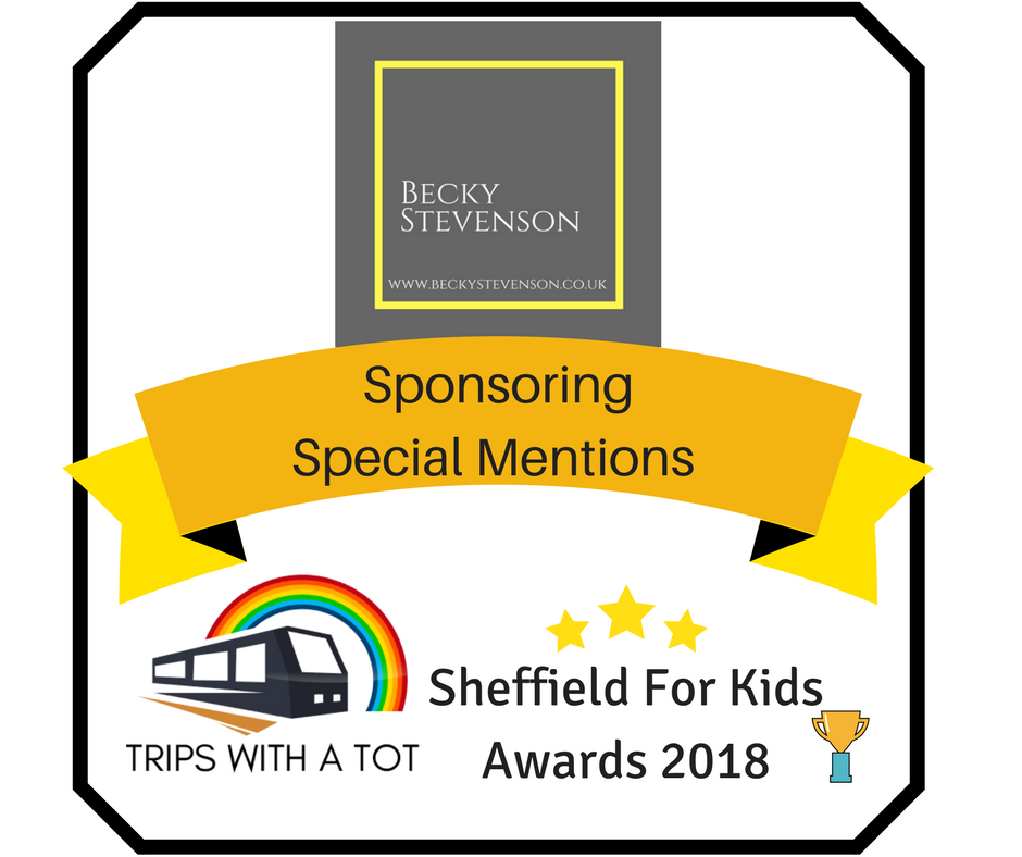 Sheffield For Kids Awards 2018 Sheffield For Kids Awards 2018 Nominations Open