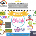 Sponsorship Line up + HUGE competition! Sheffield For Kids Awards 2018 Sponsors