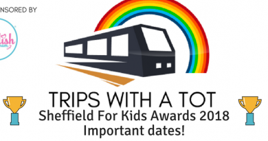 Important Dates - Sheffield For Kids Awards 2018