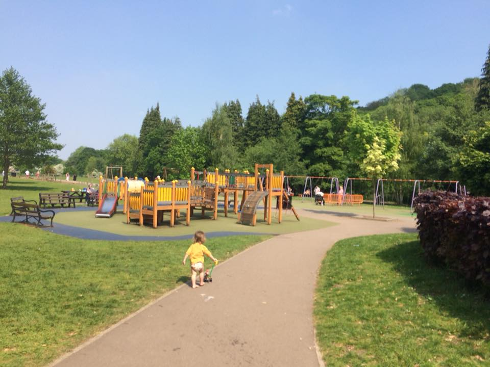 Things To Do with Kids in Millhouses Park, Sheffield