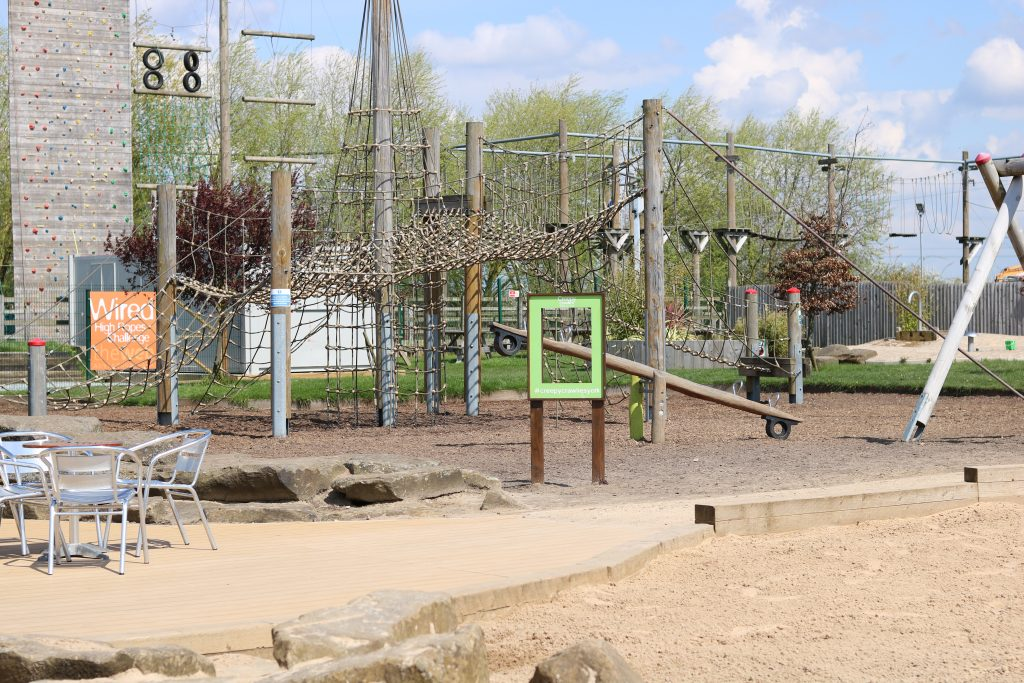 Web Adventure Park and Creepy Crawlies in York