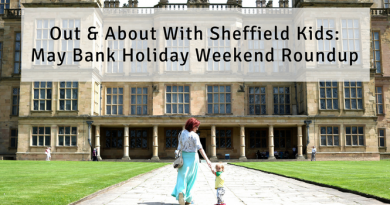 May Bank Holiday for Sheffield Kids: Out & About Weekend Roundup