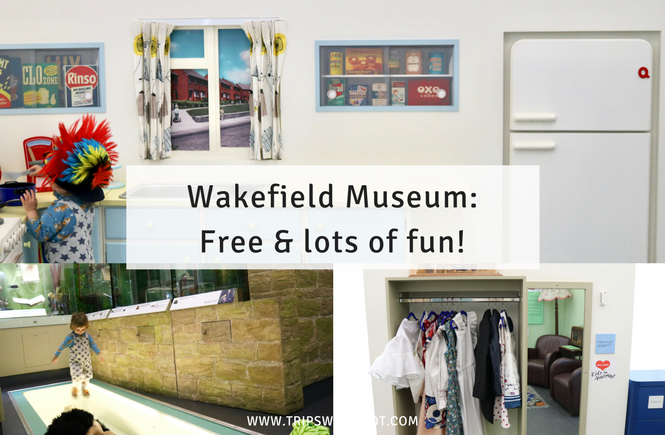 Things To Do In Wakefield: Free Day Out at Wakefield Museum