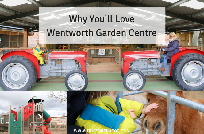 Wentworth garden centre