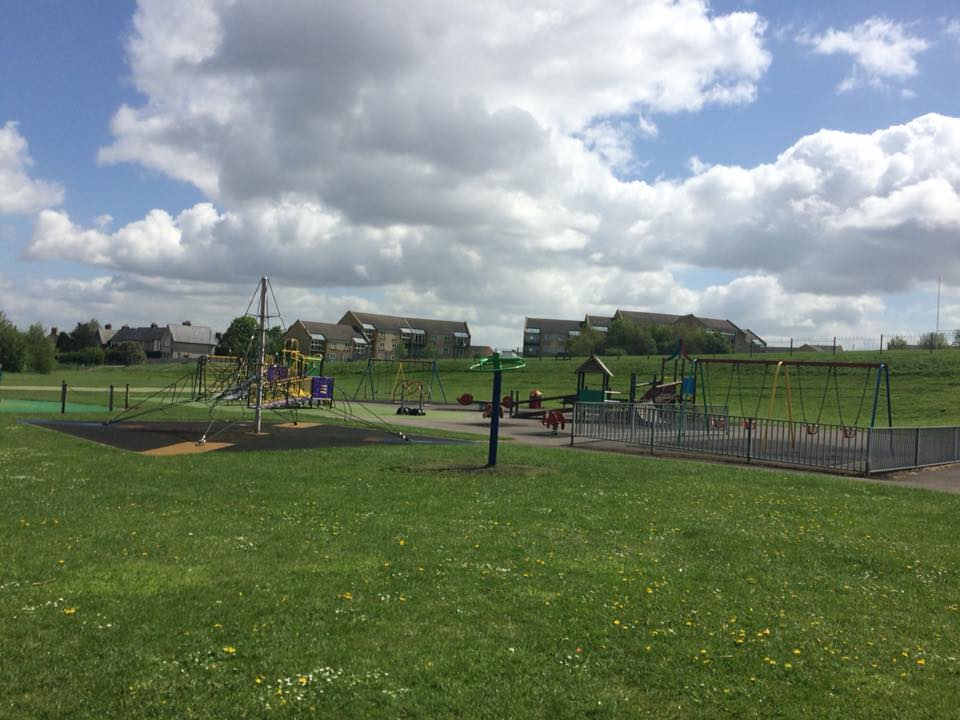 Bolehills Recreation Ground Playground, Sheffield